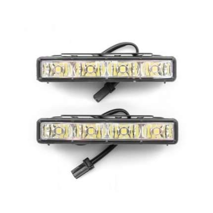 Дневные ходовые огни MTF Light 6000K, 12В, 14Вт, ECE R87, серия City комплект LDL125