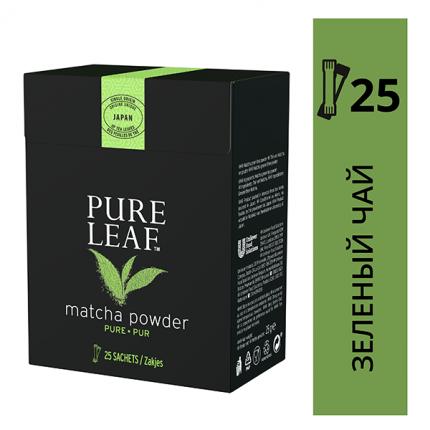 Чай зеленый Pure Leaf Matcha 25 стиков