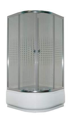 Душевой уголок Parly Z901 90Х90 см с высоким поддоном