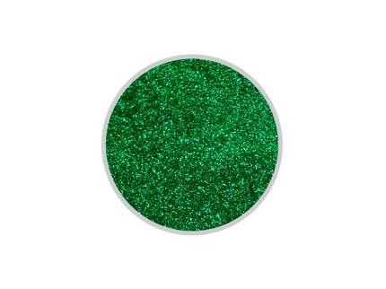 Глиттер зеленый 10 мл, ResinArt