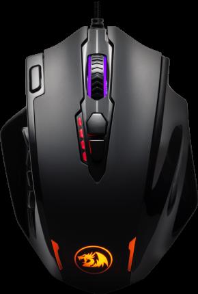 Игровая мышь Redragon Impact Black