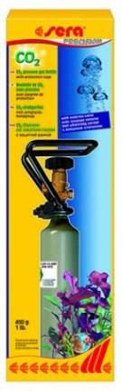 Баллон CO2 Sera для систем с внешним клапаном, 500г