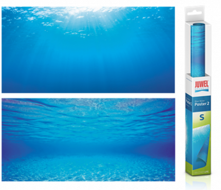 Фон для аквариума Juwel Poster 2 S, винил, 60x30 см