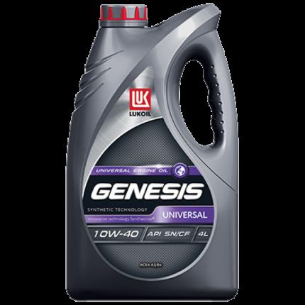 Моторное масло Lukoil Genesis Universal 10W-40 4 л