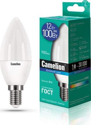 Лампа Camelion LED12-C35/865/E14