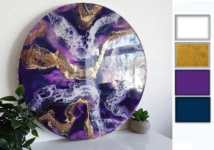 """Набор для создания картины эпоксидной Art Blong """"Purple"""""""