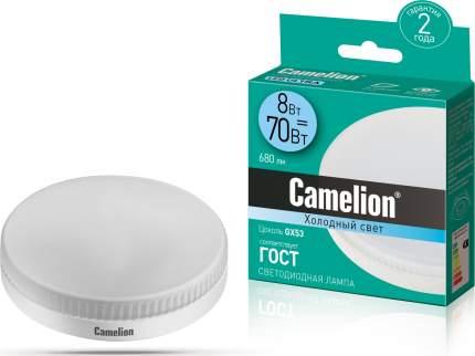 Лампа Camelion LED8-GX53/845/GX53