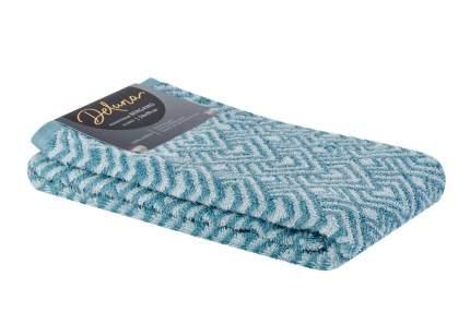 Банное полотенце Deluna Bergamo голубой 140x70 см (1 шт.)