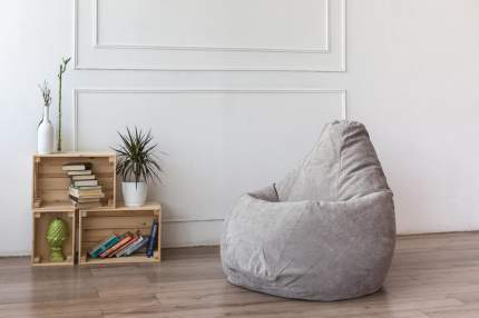 Кресло-мешок Dreambag XL, Серый