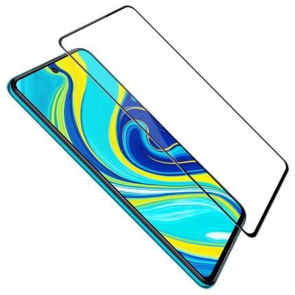 Защитное стекло InterStep 2.5D для Xiaomi Redmi Note 9S/9 Pro