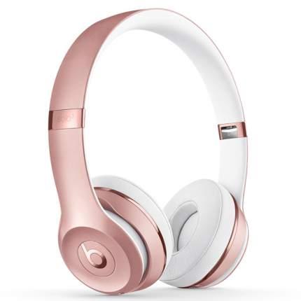 Беспроводные наушники Beats Solo3 Pink