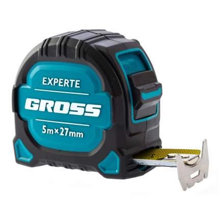 Рулетка GROSS Experte, 5 м x 27 мм