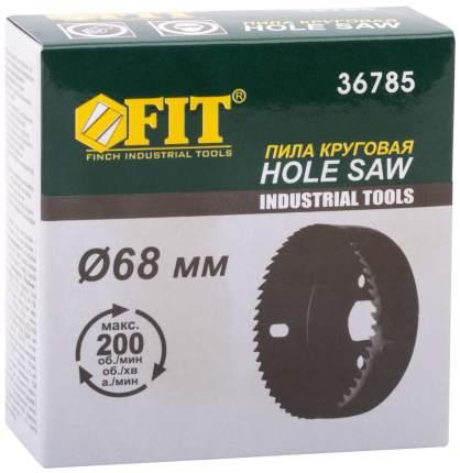 Пила круговая 68 мм. FIT 36785