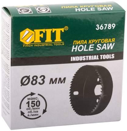 Пила круговая 83 мм. FIT 36789