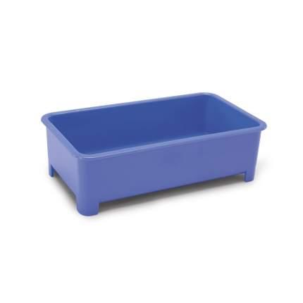 Поилка-ванночка Imac Bango Interno, голубая, 13,2х7,3х4 см, в блистере
