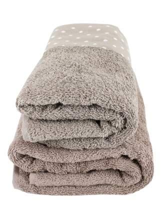 Комплект полотенец махровых 2шт (70х140, 50х90)