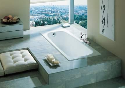 Чугунная ванна 21290200R Continental ванна 160х70