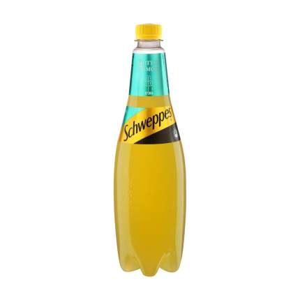 Напиток безалкогольный Швеппс биттер лемон сильногазированный 0.9 л