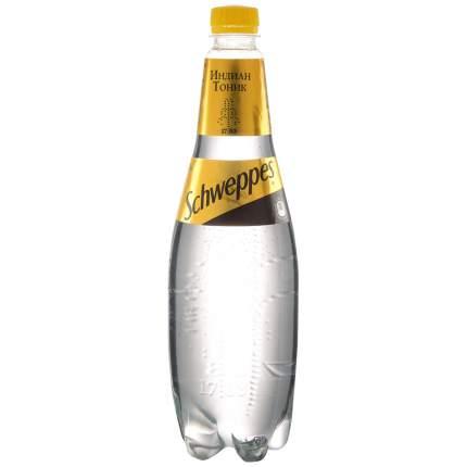 Напиток безалкогольный Швеппс индиан тоник сильногазированный 0.9 л
