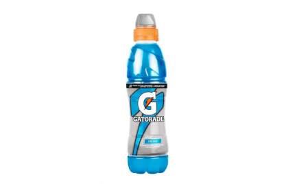 Напиток безалкогольный Гаторэйд кул блю негазированный малина 0.5 л