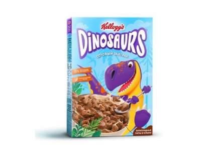Готовый завтрак Динозавры шоколадные лапы и клыки 220 г