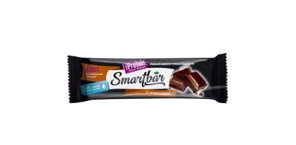 Батончик Smart bar Двойной шоколад в темной глазури протеиновый 40 г