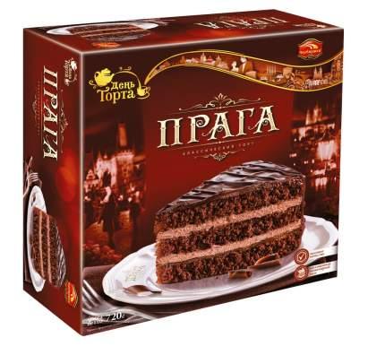 Торт Черемушки Прага бисквитный 720 г