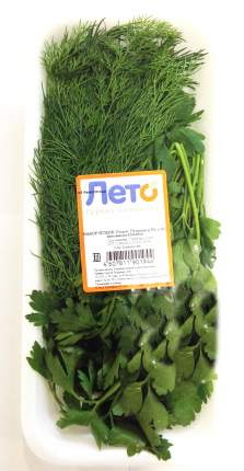 Набор зелени укроп, петрушка 30 г