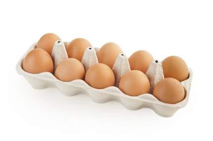 Яйцо куриное категория 1 10 шт