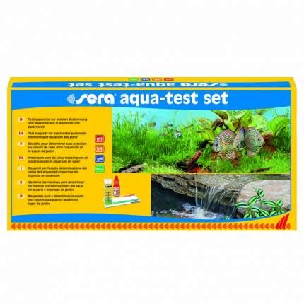 Набор тестов для воды Sera AQUA-TEST-SET (рН, GH, KH, NO3)