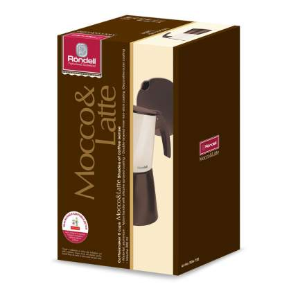 Кофеварка гейзерная Rondell Mocco & Latte RDA-738