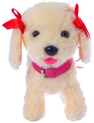 Интерактивная собака «Любимый щенок», ходит, лает, поет песенку, виляет хвостом Забияка