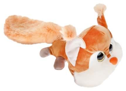 """Мягкая игрушка """"Белочка Ника"""" лежачая, 25 см Левеня"""