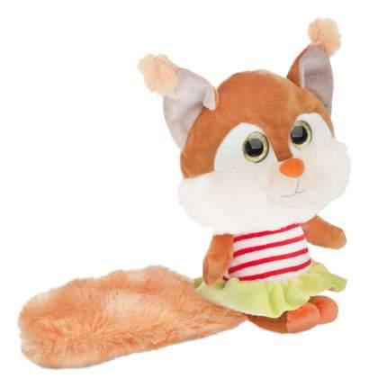 """Мягкая игрушка """"Белочка Ника"""" стоячая, 25 см Левеня"""