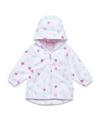Куртка-ветровка для девочек Benetton 2WR6530XE_73K р-р 74