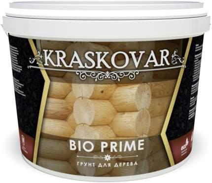 Грунт для дерева Kraskovar BioPrime  9 л