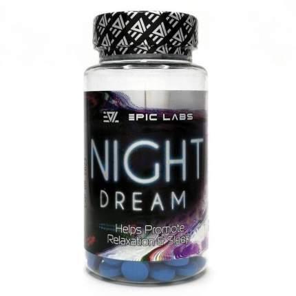 Добавка для сна Epic Labs Night Dream таблетки 60 шт.