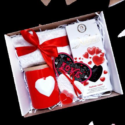 "Подарочный Набор ""Сердце"" артикул 112"
