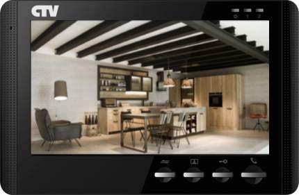 Видеодомофон CTV-M1704MD - черный