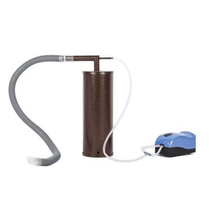 Дымогенератор для коптильни Дым Дымыч 01