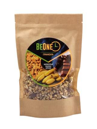 "Гранола шоколад банан орехи ""BeOne"" 250гр."