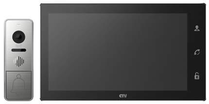 Комплект видеодомофона CTV-DP4102AHD - Черный