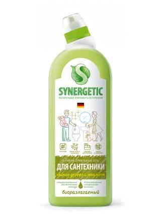 Средство для сантехники SYNERGETIC «Чайное дерево и эвкалипт» концентрированное, 0,7л