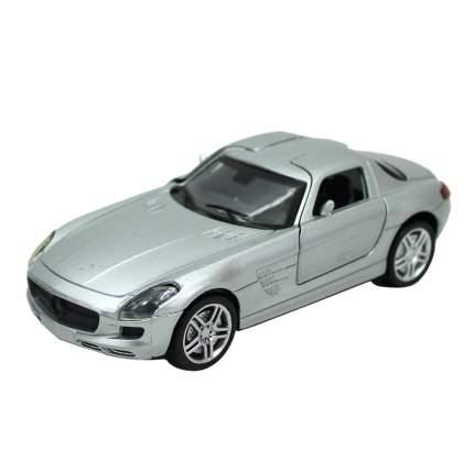 Машина металлическая Mercedes, инерционная