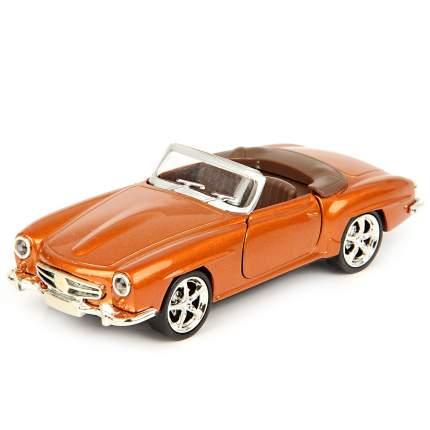 Машина металлическая Hoffmann инерционная Kentucky Lex цвет коричневый