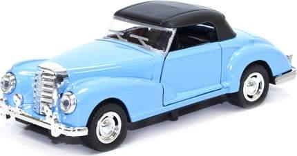 Машина металлическая Hoffmann инерционная Retro Classic цвет голубой