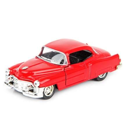 Машина металлическая Hoffmann инерционная Retro Prestige цвет красный