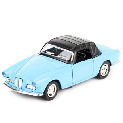 Машина металлическая Hoffmann инерционная Retro Style цвет голубой