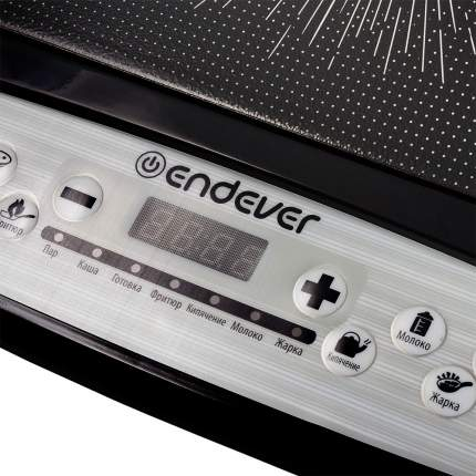 Настольная электрическая плитка Endever Skyline IP-23 Black