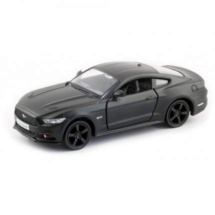"""Машинка """"Ford mustang 2015. Black edition 5"""", 1:32"""